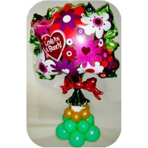 ウエディングの贈り物に『愛の花束』|fusen-bs