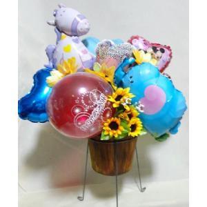 開店祝い「おめでとう」バルーン fusen-bs