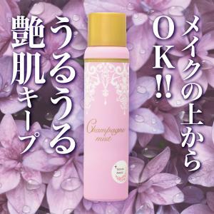 シャンパンミスト 炭酸化粧水 炭酸ミスト化粧水 炭酸スプレー化粧水|fushimidp