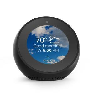 送料無料 Amazon echo spot アマゾンエコースポット 本体 第2世代 代引き あすつく 在庫あり スマートスピーカー AI|fusigi