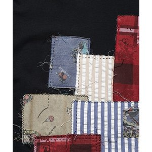 SEVESKIG セヴシグ PANEL T-SHIRT Tシャツ fusion 06