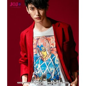 ■「ジョジョの奇妙な冒険」「Golden Wind」(黄金の風)*ご注意* JOJO x glamb...
