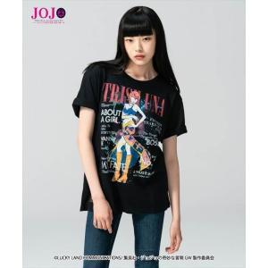glamb・グラム Trish Una T トリッシュT JOJO ジョジョ vol.3