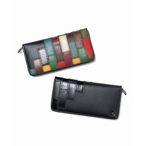 glamb / グラム Gaudy zip wallet by JAM HOME MADE|fusion