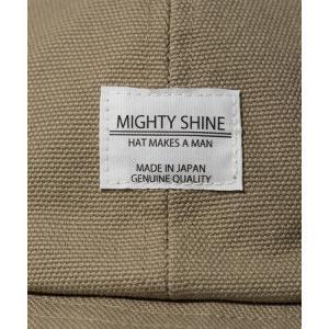 Mighty Shine/マイティシャイン BRIDGE CAP MESH ブリッジキャップ・メッシュ|fusion|04