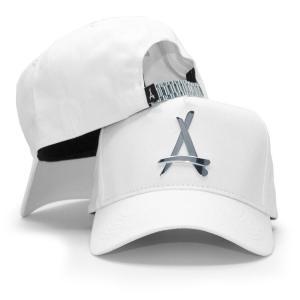 Tha Alumni Clothing アルムナイクロージング ロゴ キャップ 帽子 24K WHI...