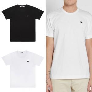 コムデギャルソン COMME des GARCONS プレイ Tシャツ メンズ LITTLE BLACK HEART TEE 取り寄せ