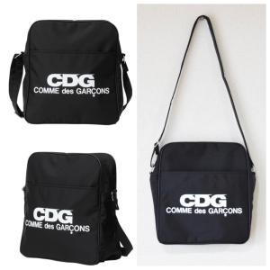 コムデギャルソン CDG ロゴ バッグ ショルダーバッグ 斜め掛け COMME des GARCON com-15