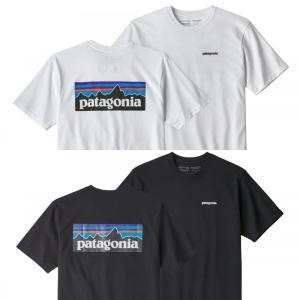 パタゴニア * Patagonia Tシャツ P-6ロゴ レスポンシビリティー Tシャツ メンズ ホ...