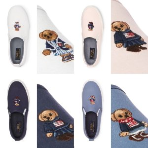 商品名:Carlee Polo Bear Chino Sneaker Style Number: 4...