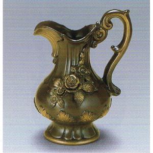 合金製花瓶・マドリッド・日本製・代引き不可・工房直送品86-01