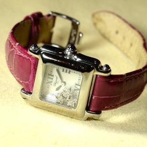 [プレミアム・プレオウンド] ショパール レディス ハッピースポーツ 腕時計 Chopard HAPPYSPORT [FutabaOnline]|futaba-online