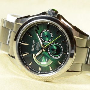 [プレミアム・プレオウンド] セイコー メンズ腕時計 限定品 スターウォーズ ヨーダ パワーリザーブ機能 SEIKO StarWars Yoda [FutabaOnline] futaba-online