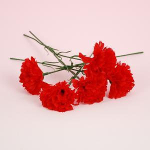 【母の日の造花】カーネーションピック(造花) 母の日【領収書発行】