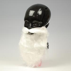 【クリスマス用品】サンタさんの白いひげ【領収書発行】...