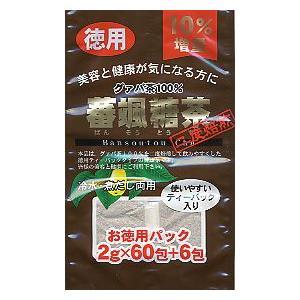 徳用グァバ茶 蕃颯糖茶 2g×66包*配送分類:1|futaba28