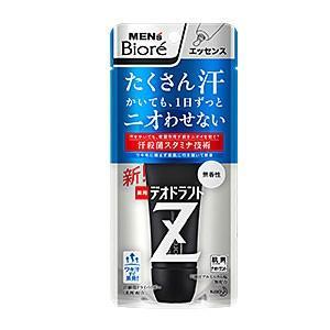 メンズビオレ 薬用デオドラントZ エッセンス 無香性 40g...