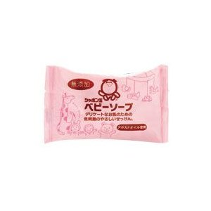 シャボン玉 ベビーソープ 固形タイプ 100gの関連商品7