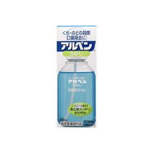 アルペンうがい 60mL 【指定医薬部外品】|futaba28