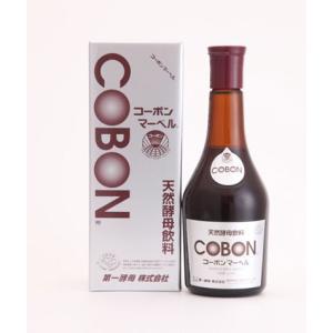 COBON コーボンマーベル 525ml 天然酵母飲料