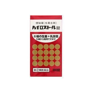 ハイロストール錠 380錠【第(2)類医薬品】 futaba28