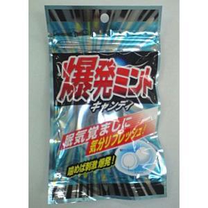 爆発ミントキャンディー 54g*配送分類:2|futaba28