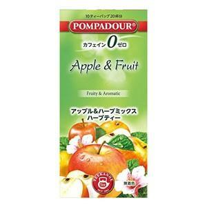 ポンパドール アップル&ハーブミックス 30g(3g×10ティーバッグ)