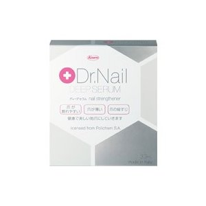 Dr.Nail DEEP SERUM(ディープセラム) 3.3mL <薄い爪・割れやすい爪のケアに>(配送区分:B)|futaba28