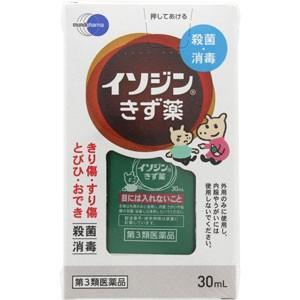 イソジンきず薬 30mL 【第3類医薬品】|futaba28