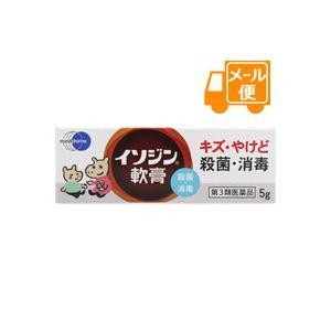 [ネコポスで送料190円]イソジン軟膏 5g 【第3類医薬品】|futaba28