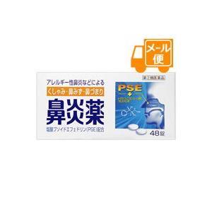 [クリックポストで送料190円]皇漢堂製薬 鼻炎薬Aクニヒロ 48錠【第(2)類医薬品】|futaba28