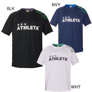 アスレタ ATHLETA 半袖 プラシャツ カラープラクティスシャツ 02312  サッカーウェア フットサルウェア futaba
