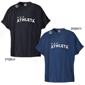 【ネコポス対応可】アスレタ ATHLETA 半袖 プラクティスシャツ プラクティスTシャツ 02314 futaba