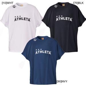 【ネコポス対応可】アスレタ ATHLETA ジュニア プラクティスシャツ 半袖 プラTシャツ 02314J futaba