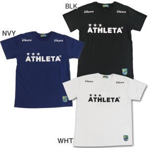 アスレタ ATHLETA 定番 ロゴTシャツ 03015M|futaba