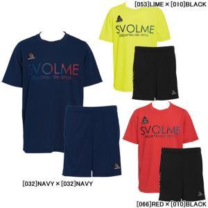 子供用 サッカー フットサルウェア 半袖 練習着 Tシャツ プラクティスシャツ プラクティスパンツ ...