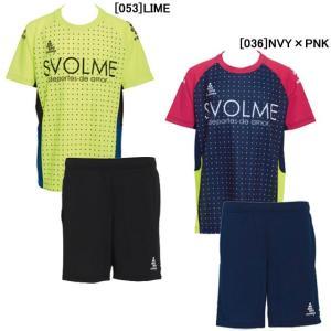 子供用 サッカー フットサルウェア 半袖 練習着 プラシャツ Tシャツ プラパン 上下 セット メー...