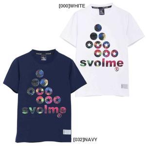 スボルメ SVOLME ジュニア 半袖 Tシャツ 練習着 Jr BLASTロゴ Tシャツ 1191-12500|futaba