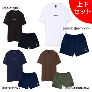 【上下セット】 スボルメ SVOLME ミニロゴ Tシャツ ナイロン ショーツ 120148900 ...