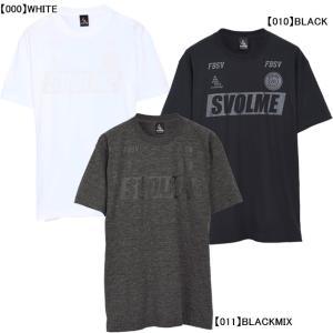 【ネコポス選択可】 スボルメ SVOLME FOOTBALL Tシャツ 121184500 サッカー...
