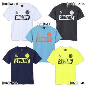 【ネコポス選択可】 スボルメ SVOLME ジュニア ロゴ プラ Tシャツ 121185700 サッ...