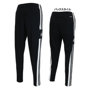 アディダス adidas SQUADRA21 トレーニングパンツ 23824 サッカー フットサル ジャージ ロングパンツ 練習着 ブラック 黒|フタバスポーツフットボール店