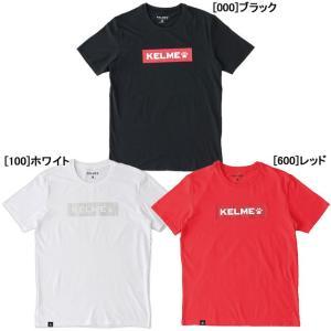 半袖 Tシャツ メーカー:ケルメ(kelme) カラー: 【000】ブラック 【100】ホワイト 【...