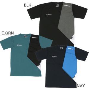 ダウポンチ dalponte 半袖 プラクティスシャツ REAXAR リラクシャー プラシャツ DPZRXG001 サッカーウェア フットサルウェア|futaba