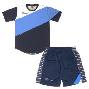 サッカーウェア メンズ ダウポンチ dalponte プラクティス上下セット REAXAR リラクシャー プラシャツ プラパン DPZRXG005-006|futaba