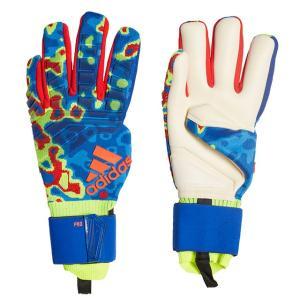GK グローブ  メーカー:アディダス(adidas) カラー :ソーラーイエロー/フットボールブル...