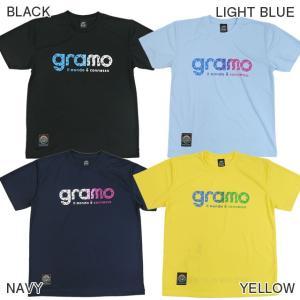 プラクティスシャツ 半袖Tシャツ メーカー:グラモ(gramo) カラー:【BLACK】 【LIGH...