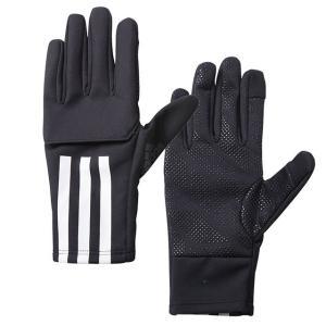 アディダス adidas ウィンドプルーフ 3st フィットグローブ FYP34 サッカー フィールドグローブ 手袋 防寒