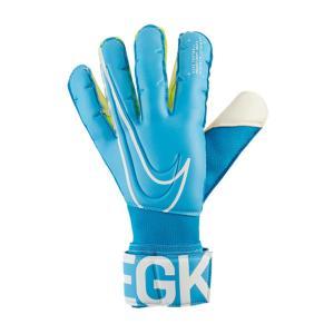 ゴールキーパーグローブ ナイキ NIKE カラー:ブルーヒーロー(ホワイト) 素材:ラテックス51%...