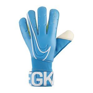 ゴールキーパーグローブ ナイキ NIKE カラー:ブルーヒーロー(ホワイト) 素材:ラテックス70%...